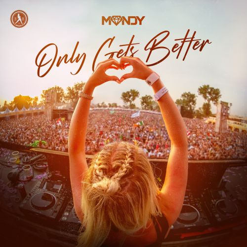 Mandy - Only Gets Better - Dirty Workz - 03:51 - 19.11.2020