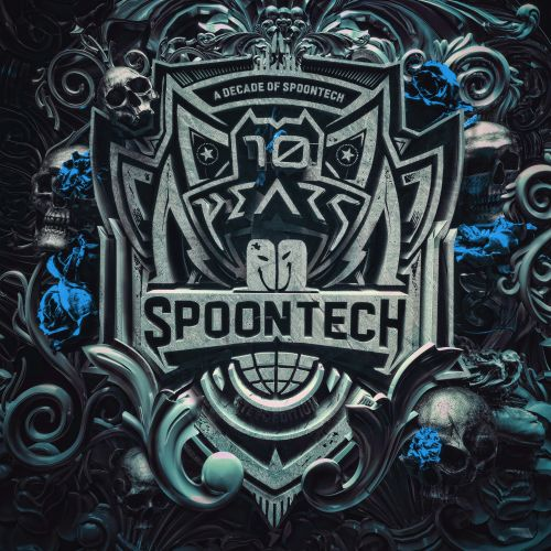 Vazard - The Crucible - Spoontech Records - 03:34 - 08.02.2021