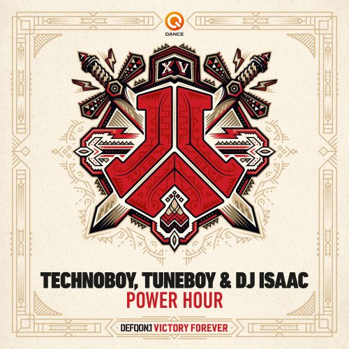 Technoboy, Tuneboy and DJ Isaac - Power Hour - Q-dance Records - 04:33 - 18.09.2017