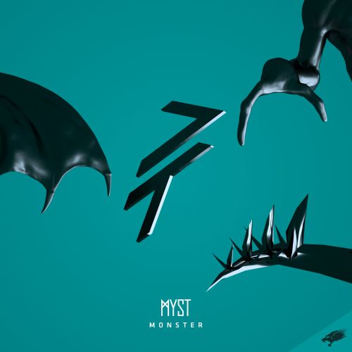 MYST - Monster - Nightbreed Records - 04:57 - 12.02.2021