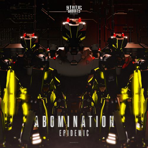 Epidemic - Abomination - Static Gravity Records - 04:14 - 25.03.2021