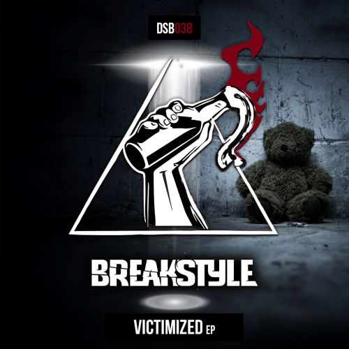 Breakstyle - Victimized - Disobey records - 02:42 - 02.04.2021