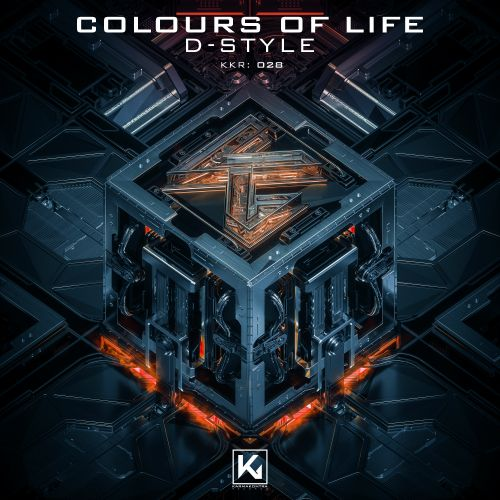 D-Style - Colours Of Life - KarmaKontra Records - 04:01 - 12.04.2021