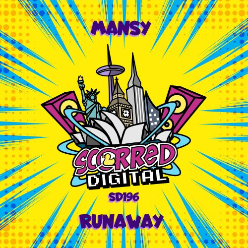 Mansy - Runaway - Scarred Digital - 05:15 - 05.05.2021